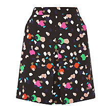 Buy Warehouse Geo Party Print Skirt, Multi Online at johnlewis.com