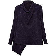 Buy Ted Baker Betseen Sparkle Wrap Cardigan, Navy Online at johnlewis.com