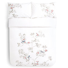 Buy John Lewis Chinese Birds Duvet Cover and Pillowcase Set Online at johnlewis.com