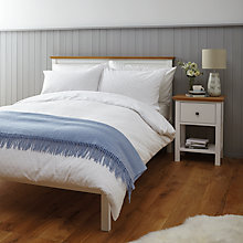 Buy John Lewis Relaxed Country Plamente Duvet Cover and Pillowcase Set Online at johnlewis.com