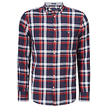 Buy Gant Tech Prep Dobby Check Shirt Online at johnlewis.com