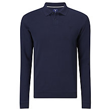 Buy Gant Smart Long Sleeve Polo Top Online at johnlewis.com