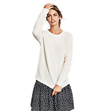Buy hush Angel Jumper, Ecru Online at johnlewis.com