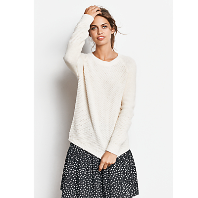hush Angel Jumper, Ecru