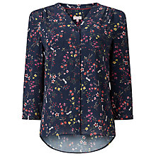 Buy Phase Eight Bryony Ditsy Print Blouse, Multi Online at johnlewis.com