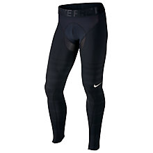 Buy Nike Pro Hyperrecovery Tights, Black Online at johnlewis.com