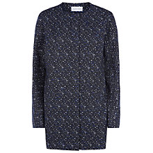 Buy Fenn Wright Manson Supernova Coat, Black/Blue Online at johnlewis.com