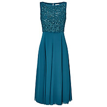 Buy Jacques Vert Floating Bodice Dress Online at johnlewis.com