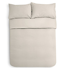 Buy John Lewis Leah Duvet Cover and Pillowcase Set Online at johnlewis.com