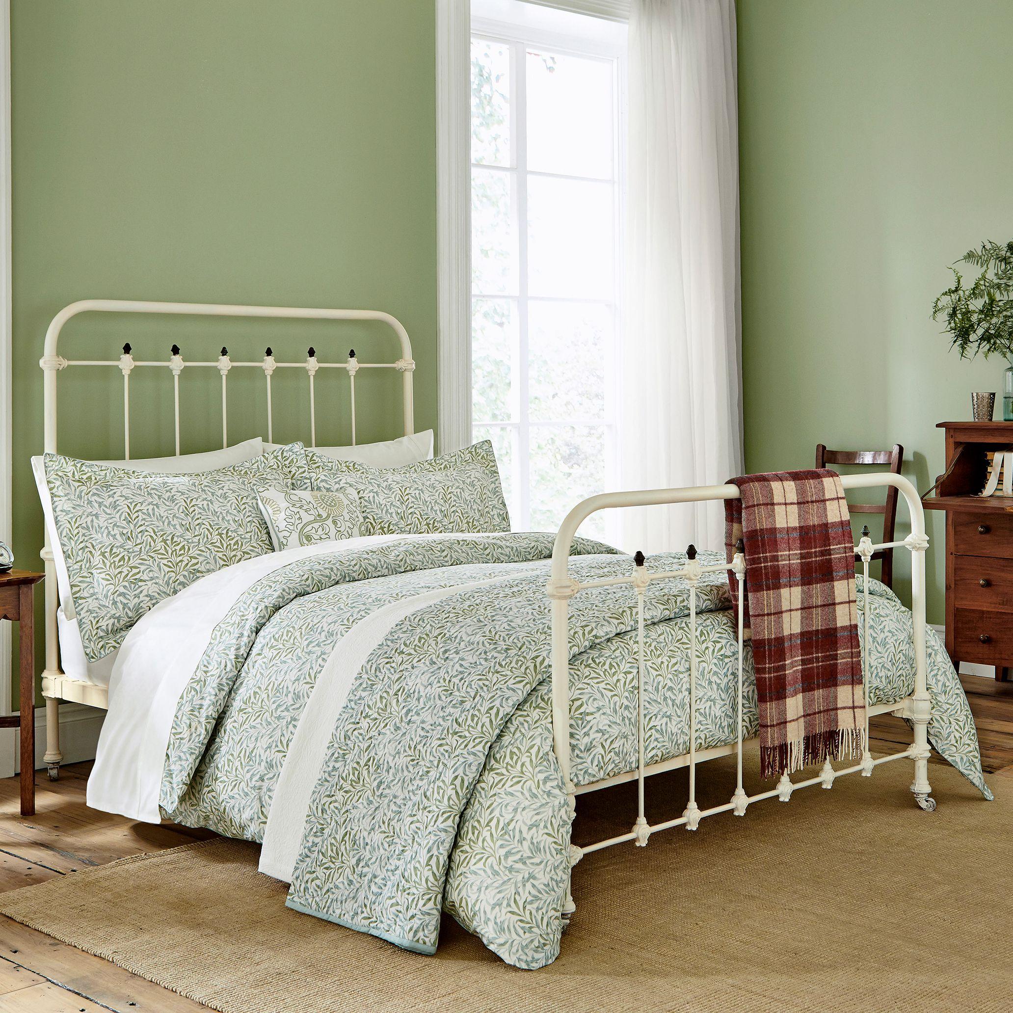 Morris & Co Morris & Co Willow Bough Duvet Cover and Pillowcase Set