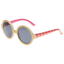 Buy Rockahula Children's Glitter Candy Stripe Sunglasses Online at johnlewis.com