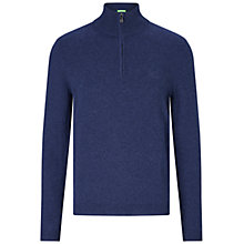 Buy BOSS Green C-Ceno Crew Neck Sweater Online at johnlewis.com