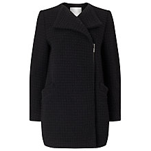 Buy Windsmoor Knit Coatigan, Black Online at johnlewis.com