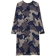 Buy Gerard Darel Lula Dress, Blue Online at johnlewis.com