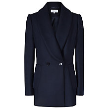 Buy Reiss Malinka Shawl Collar Coat Online at johnlewis.com