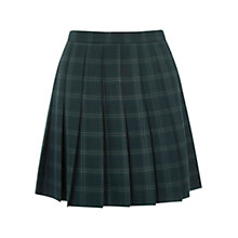 Buy Oasis Check Kilt, Multi/Green Online at johnlewis.com