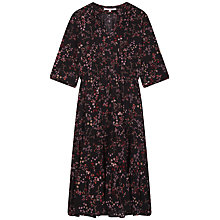 Buy Gerard Darel Garance Dress, Black Online at johnlewis.com