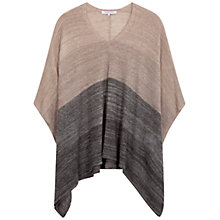 Buy Gerard Darel Lama Pull Over Poncho, Camel Online at johnlewis.com