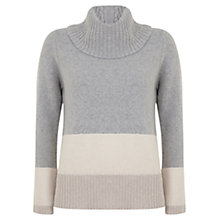 Buy Mint Velvet Cowl Neck Boxy Jumper, Multi Online at johnlewis.com