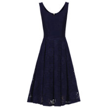 Buy Jolie Moi Lace Prom Dress, Navy Online at johnlewis.com