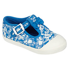 Buy John Lewis Children's Tilly Bar Shoes, Blue Online at johnlewis.com