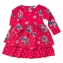 Buy Polarn O. Pyret Baby Floral Dress, Ski Patrol Online at johnlewis.com