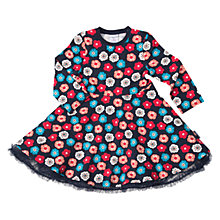 Buy Polarn O. Pyret Baby Flower Tulle Dress, Multi Online at johnlewis.com