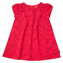 Buy Polarn O. Pyret Baby Embroidery Dress, Ski Patrol Online at johnlewis.com