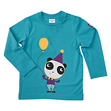 Buy Polarn O. Pyret Baby Animal Party Top, Biscay Bay Online at johnlewis.com