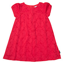 Buy Polarn O. Pyret Girls' Broidery Dress, Ski Patrol Online at johnlewis.com