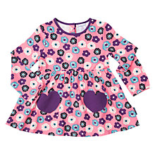 Buy Polarn O. Pyret Girls' Floral Tunic Top Online at johnlewis.com