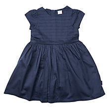Buy Polarn O. Pyret Girls' Party Dress, Dark Sapphire Online at johnlewis.com