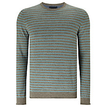 Buy John Lewis Budding Stripe Cotton Jumper Online at johnlewis.com