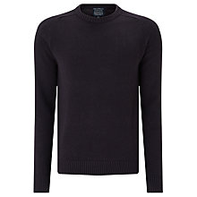 Buy JOHN LEWIS & Co. Saddle Knit Linen Cotton Jumper Online at johnlewis.com