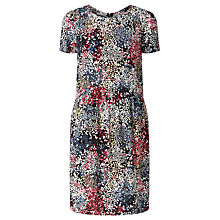 Buy Collection WEEKEND by John Lewis Confetti Print Dress, Black/Multi Online at johnlewis.com