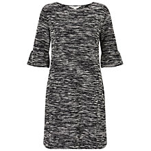 Buy Miss Selfridge Frill Sleeve Dress, Multi Online at johnlewis.com