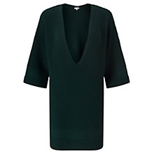 Buy Jigsaw Panelled Kimono Jumper Online at johnlewis.com