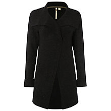 Buy White Stuff Emerald Cardigan, Charcoal Online at johnlewis.com