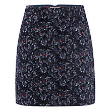 Buy White Stuff Suqi Floral Skirt, Navy Online at johnlewis.com