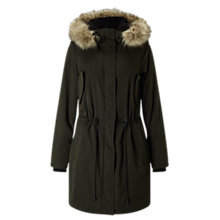 Buy Jigsaw Parka Online at johnlewis.com