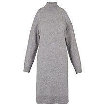 Buy Whistles Split Shoulder Dress Online at johnlewis.com