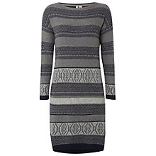 Buy White Stuff Seafoam Jacquard Dress, Suqi Grey Online at johnlewis.com