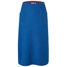 Buy White Stuff North Star Skirt, Deep Dusky Blue Online at johnlewis.com