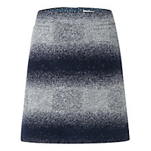Buy White Stuff Antarctica Skirt, Winter Blue Online at johnlewis.com