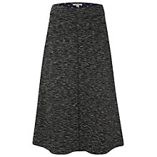 Buy White Stuff Cold Water Jersey Skirt, Suqi Grey Online at johnlewis.com