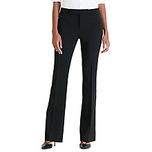Buy Lauren Ralph Lauren Adhim Tuxedo Trousers, Black Online at johnlewis.com