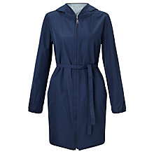 Buy Weekend MaxMara Ofanto Reversible Parka, Ultramarine Online at johnlewis.com