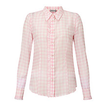 Buy Marella Zuai Printed Shirt, Pink Online at johnlewis.com