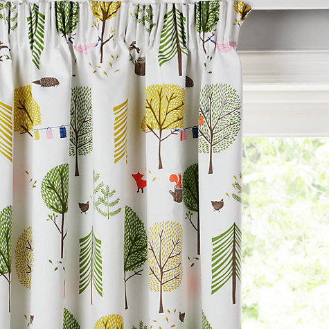 Buy Little Home At John Lewis Camping Pencil Pleat Pair