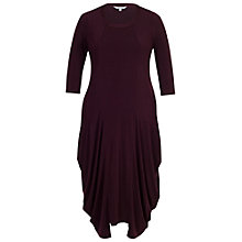 Buy Chesca Drape Jersey Dress Online at johnlewis.com